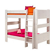 Wizard White wash Bunk bed