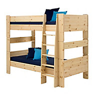 Wizard Pine effect Bunk bed