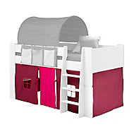 Wizard Pink & purple Bed tent