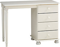 Malmo White Dressing table (H)741mm (W)1003mm (D)465mm