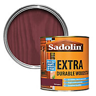 Sadolin Mahogany Conservatories, doors & windows Wood stain, 1L