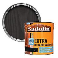 Sadolin Ebony Wood stain, 2.5L