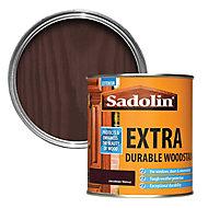 Sadolin Jacobean walnut Conservatories, doors & windows Wood stain, 0.5L