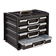 Raaco 4 Compartment Organiser