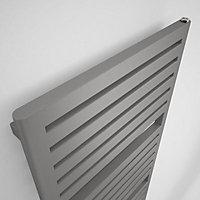 Terma Salisbury 794W Electric Sparkling gravel Towel warmer (H)1635mm (W)540mm