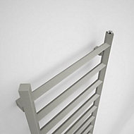 Terma Crystal 534W Sparkling gravel Towel warmer (H)1560mm (W)500mm