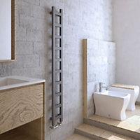 Terma Easy 314W Spark gravel Towel warmer (H)1600mm (W)200mm