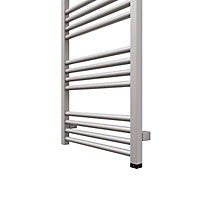 Terma Fiona 600W Electric Sparkling gravel Towel warmer (H)1620mm (W)480mm