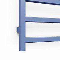 Terma Simple 400W Electric Blue Towel warmer (H)1080mm (W)500mm