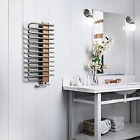 Terma Michelle Copper Towel warmer (H)780mm (W)400mm