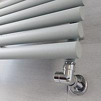 Terma Rolo Towel Salt & Pepper Towel warmer (H)1085mm (W)520mm