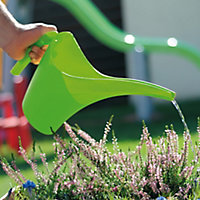 Green Plastic Watering can 1.5L