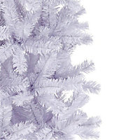 6.5ft White spruce pine Artificial Christmas tree