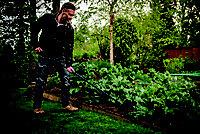 Fiskars Solid Soil Rake (W)360mm