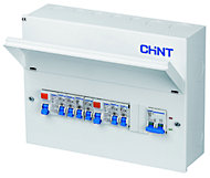 Chint 100A Consumer unit