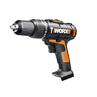 Worx Cordless 20V Hammer drill Without batteries WX371.9