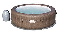Lay-Z-Spa St. Moritz 5-7 Person AirJet Hot Tub