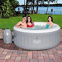 Lay-Z-Spa Saint Lucia Airjet 3 person Hot tub