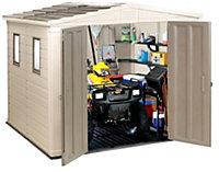 Keter Plastic 8x8 Garden storage