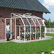 Rion 6X8 Barn Plastic Sun room