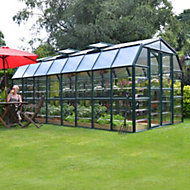 Rion Grand Gardner 8x16 Acrylic Barn Greenhouse