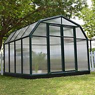Rion Hobby Gardner 8x8 Acrylic Barn Greenhouse