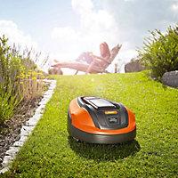 Flymo 1200R Cordless Lithium-ion Rotary Robotic lawnmower
