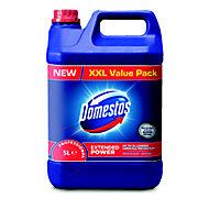 Domestos Washroom surfaces & toilets unscented Bleach, 5L