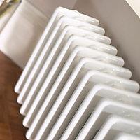 Acova 4 Column radiator, White (W)1042mm (H)300mm