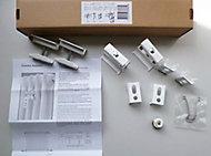 Acova Multi-column brackets (H)58mm (W)42mm