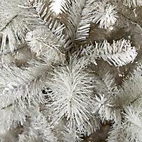 7ft Silver tipped Fir Artificial Christmas tree
