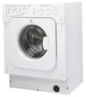 Indesit IWME127UK White Washing machine