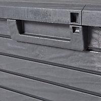 Florida Plastic Garden storage box