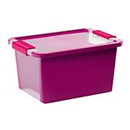 Bi box Purple 40L Plastic Storage box