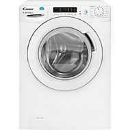 Candy CVS 1492D3 White Freestanding Washing machine, 9kg