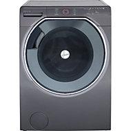 Hoover AWMPD69LH7R/1-80 Graphite Freestanding Washing machine, 9kg