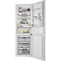 Hoover HMNV 6202WKWIFI White Freestanding Fridge freezer