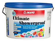 Mapei Ultimate shower proof Ready to use Wall tile adhesive 15kg