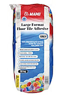 Mapei Large format Powder Floor tile adhesive, Grey 20kg