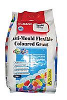 Mapei White Anti-Mould flexible grout (W)5kg