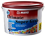 Mapei Ultimate super grab Ready mixed Wall Tile Adhesive, 15kg