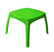 Plastic 4 seater Children's Table