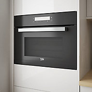 Beko BQW14400B Black Built-in Electric Compact Multifunction Oven