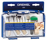Dremel 20 piece Polishing kit