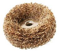 Dremel 180-280 grit Abrasive buff (Dia)25mm, Pack of 2