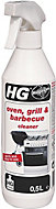 HG Oven, grill & BBQ cleaner Spray, 500 ml