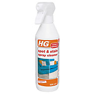 HG Spot & stain Citrus Carpet & upholstery cleaner, 0.5L