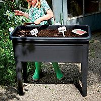X2 GREEN BASICS GROW TABLE XXL LIV BLACK