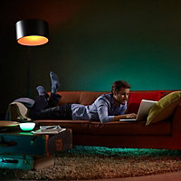 Philips Hue B22 LED Multicolour GLS Dimmable Smart Light bulb
