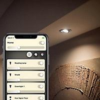 Philips Hue GU10 LED Warm white Dimmable Smart Light bulb